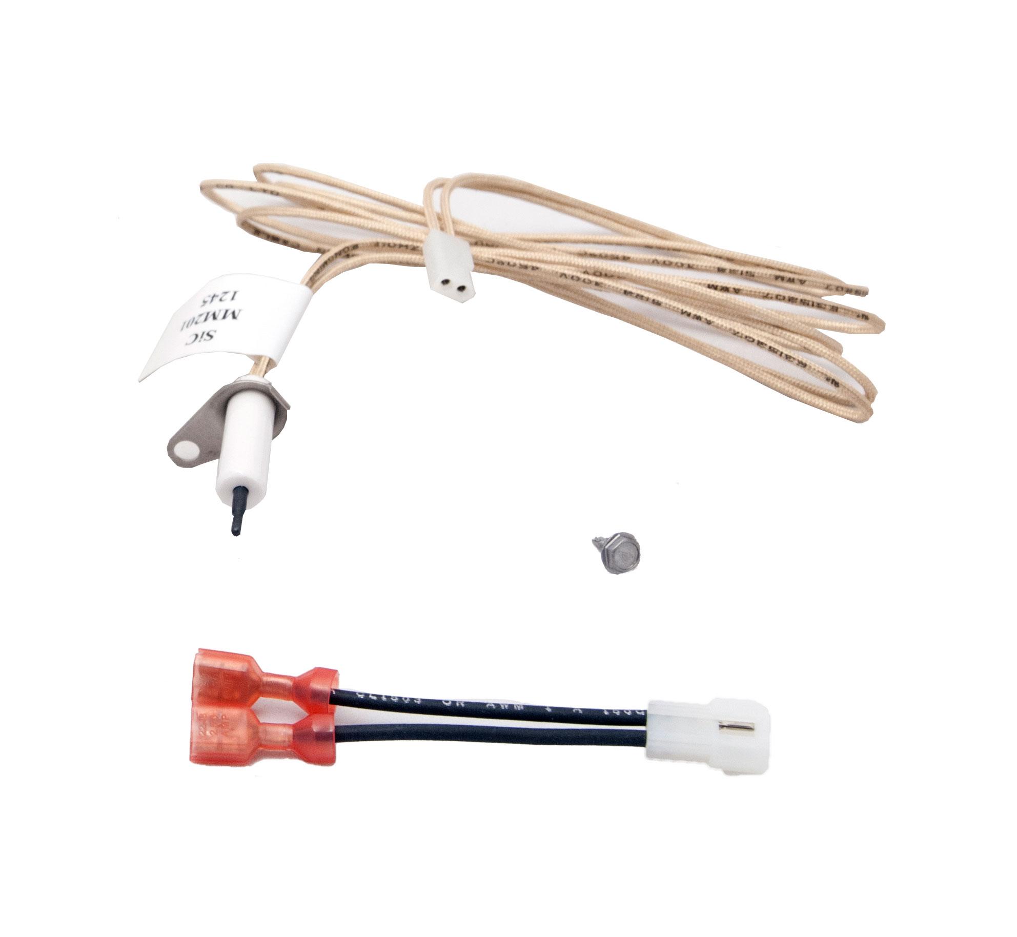 fire magic aurora back burner ignitor electrode. Black Bedroom Furniture Sets. Home Design Ideas