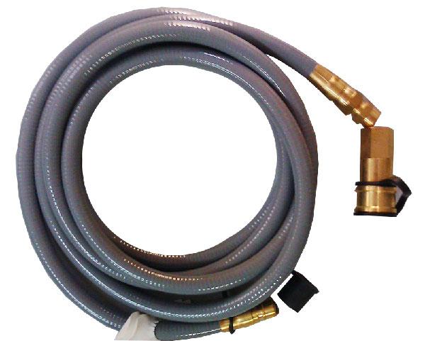 Sunstone Natural Gas Hose Amp Quick Connect 12 Foot 1 2 Quot Hose