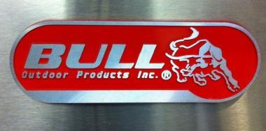Bull Grill Emblem Angus Brahma Lonestar Plus Steer