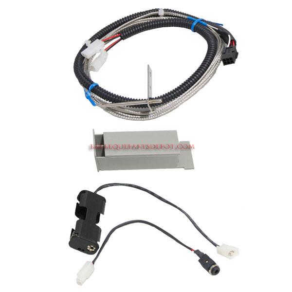 Fire Magic Aurora Digital Thermometer Wire HarnessBarbecue Parts Depot