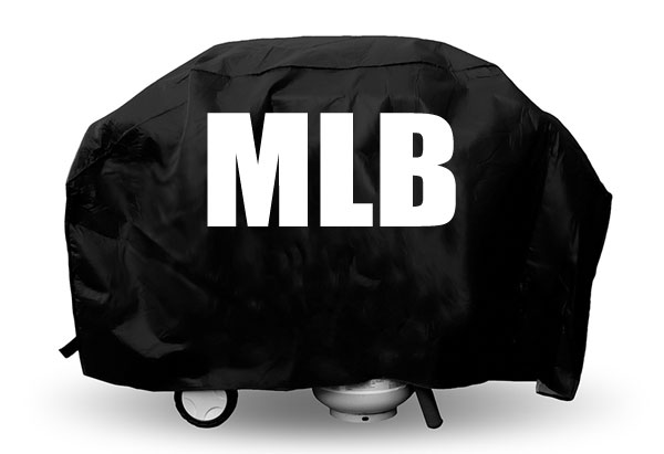 MLB Grill Covers