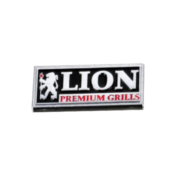 Lion Rectangle Logo Small Logo