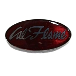 Cal Flame Grill Logo '09
