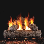 Real Fyre Golden Oak Log Set (Logs Only)