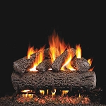 Real Fyre Post Oak Log Set (Logs Only)