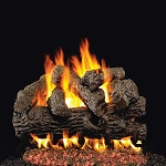 Real Fyre Royal English Oak Log Set (Logs Only) - Classic Series