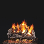 Real Fyre Rugged Oak Log Set (Logs Only)