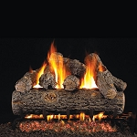 Real Fyre Golden Oak Designer Plus Log Set (Logs Only)