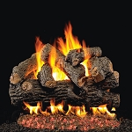 Real Fyre Royal English Oak Log Set (Logs Only)
