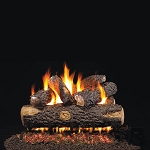 Real Fyre Woodland Oak Log Set (Logs Only)