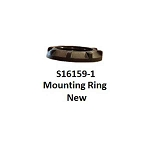 Twin Eagles 2 & 4 Spark Module Push Button Mounting Ring (Newer) - S16159-1