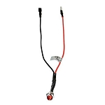 Delta Heat B-Series Red LED - S16318