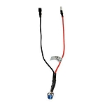 Delta Heat Blue LED - S16355