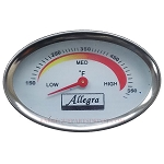 Allegra Grill Thermometer