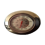 AOG Analog Thermometer & Bezel