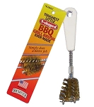 Toughest Little V-Shaped BBQ Brush Ever Made