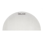 Blaze Half Round Stainless Steel Deflection Plate