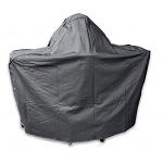 Blaze Cart Cover For Kamado Grill With Round Shelf