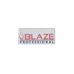 Blaze Professional Grill Badge