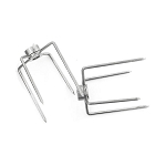 Blaze Professional Rotisserie Forks - Set of 2