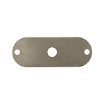 Blaze Cover Plate For Temperature Gauge W/Numbers