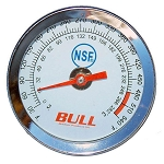 Bull Temperature Gauge