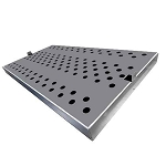 Cal Flame Charcoal Screen Tray Assembly - BBQ10000324