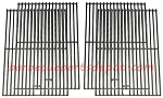 Fire Magic Porcelain Cast Iron Cooking Grids (Set of 4)