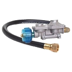 Fire Magic Two Stage Propane Regulator with Hose - 5110-15