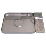 Fire Magic Stainless Steel Side Burner Drip Tray - 3276-05