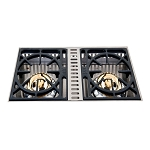 Lion Double Side Burner Grate Divider