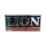 Lion Rectangle Logo (Large)
