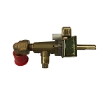 Lion Single Side Burner Valve