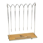 Bull Stainless Steel Skewer Station