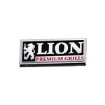 Lion Rectangle Logo (Small)