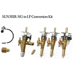 Sunstone 28-Inch 3-Burner Infrared Grill Conversion Kit (NG to LP)
