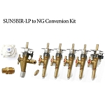 Sunstone 42-Inch 5-Burner Infrared Grill Conversion Kit (LP to NG)
