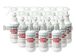 Fire Magic BBQ Cleaner with Foaming Trigger Bottles (12 Pack)