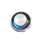 Twin Eagles TEBQ-C Series Rotisserie Knob & Bezel Assembly - S13260