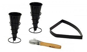 Bull Non-Stick Pizza Cone Kit