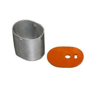 Fire Magic Burner Heat Shield Kit