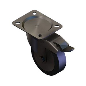 "Cal Flame 3"" Swivel Locking Casters"
