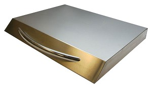 Cal Flame Standard Side Burner Lid Assembly